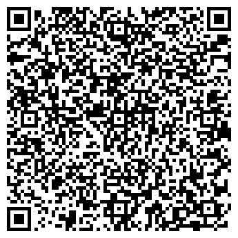 QR-код с контактной информацией организации ВиКдомстрой, ООО