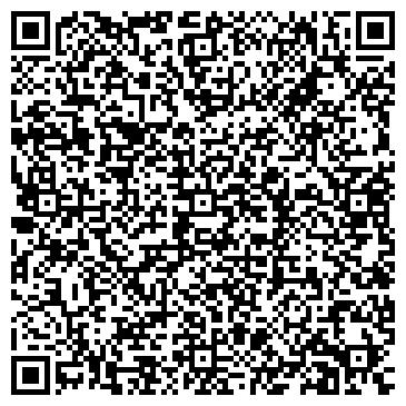QR-код с контактной информацией организации ЭкоДомСтрой, ЧУП