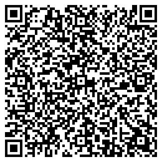 QR-код с контактной информацией организации ЗАО ЕВРОКАР