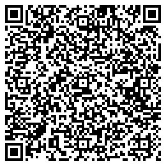 QR-код с контактной информацией организации СЕРАФИМОВСКАЯ ЦЕРКОВЬ