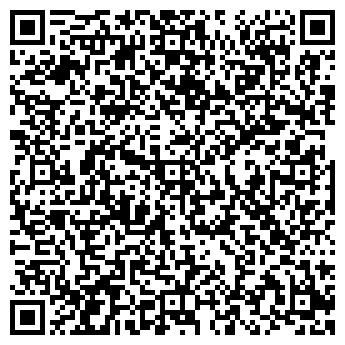 QR-код с контактной информацией организации ЦЕРКОВЬ ВСЕХ СВЯТЫХ В ЗЕМЛЕ РОССИЙСКОЙ ПРОСИЯВШИХ