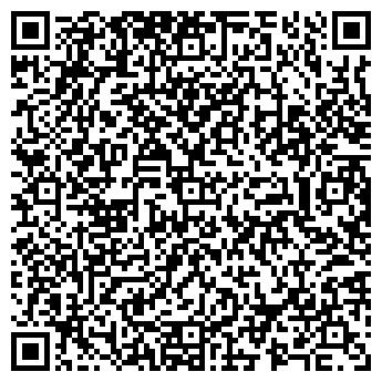 QR-код с контактной информацией организации Ауельбекова, ИП