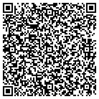 QR-код с контактной информацией организации Частный цех, ИП