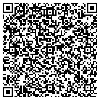 QR-код с контактной информацией организации ГОРОД ЦВЕТОВ ТК