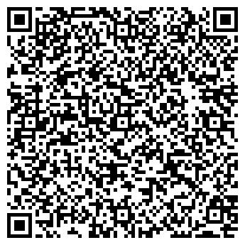 QR-код с контактной информацией организации МЕДТРАНЗИТ, ООО