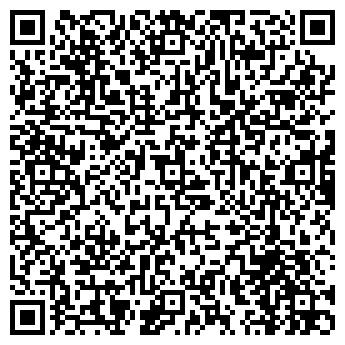 QR-код с контактной информацией организации Технокров, ТОО
