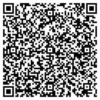 QR-код с контактной информацией организации милеста