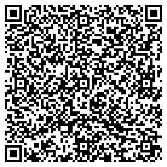 QR-код с контактной информацией организации Каникс, ОДО ПФ