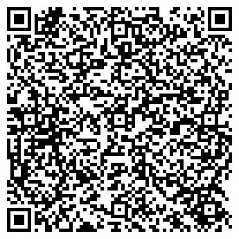 QR-код с контактной информацией организации АксисХаус, ИП
