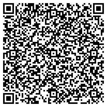 QR-код с контактной информацией организации Визувий, ПЧУП