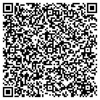 QR-код с контактной информацией организации ТопФлор, ЧТУП