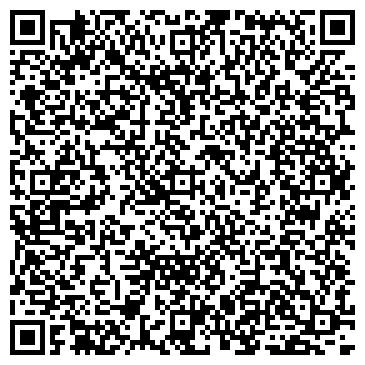 QR-код с контактной информацией организации Кубера, торгово-монтажная фирма, ИП