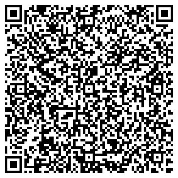 QR-код с контактной информацией организации Матинова, ИП