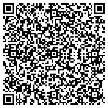 QR-код с контактной информацией организации День Рождение