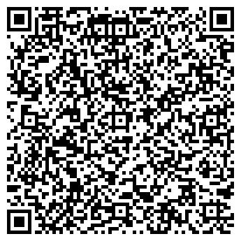 QR-код с контактной информацией организации Компания domsad