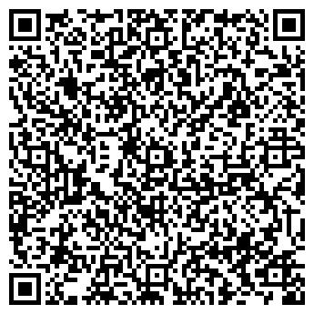 QR-код с контактной информацией организации ПЛАСТ-ОКНО ТОО