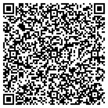 QR-код с контактной информацией организации Тепловер, ООО