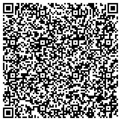 QR-код с контактной информацией организации ПРАВОСЛАВНАЯ ГИМНАЗИЯ В ЧЕСТЬ ПРЕПОДОБНОГО СЕРГИЯ РАДОНЕЖСКОГО