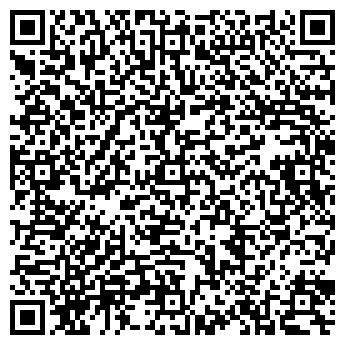 QR-код с контактной информацией организации ВОСКРЕСЕНСКАЯ ЦЕРКОВЬ