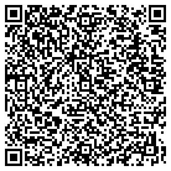 QR-код с контактной информацией организации ИВЕРСКАЯ ЦЕРКОВЬ