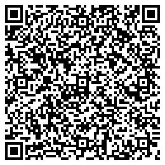 QR-код с контактной информацией организации СВЯТОДУХОВСКАЯ ЦЕРКОВЬ