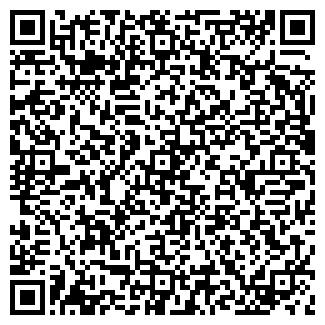 QR-код с контактной информацией организации ХРАМ СВЯТЫХ БОРИСА И ГЛЕБА