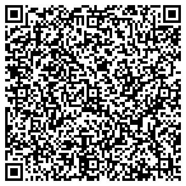 QR-код с контактной информацией организации ХРАМ СВЯТЫХ МУЧЕНИКОВ ФЛОРА И ЛАВРА