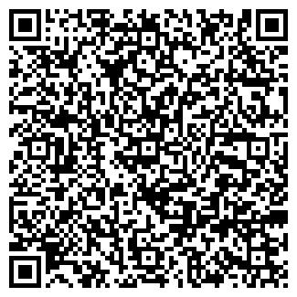 QR-код с контактной информацией организации ХРИСТОРОЖДЕСТВЕНСКАЯ ЦЕРКОВЬ