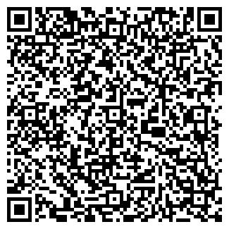 QR-код с контактной информацией организации ЦЕРКОВЬ ВОСКРЕСЕНИЯ СЛОВУЩЕГО