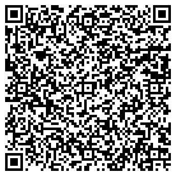 QR-код с контактной информацией организации Матвеев, ИП