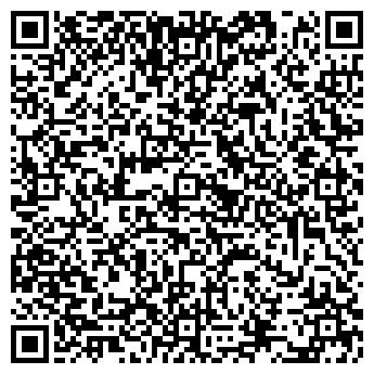 QR-код с контактной информацией организации ИП Клеймёнов