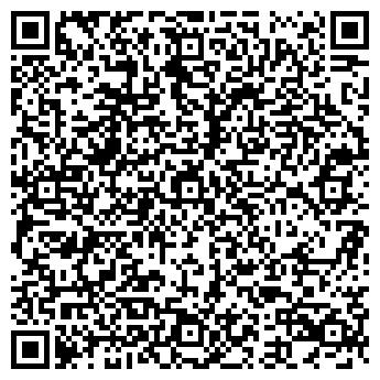 QR-код с контактной информацией организации ООО Глав Акрил
