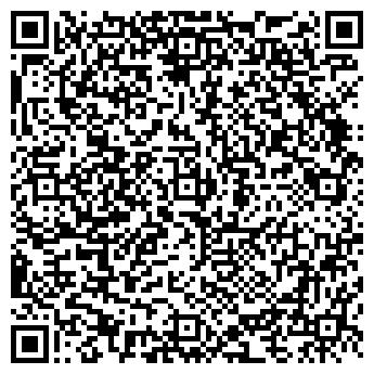 QR-код с контактной информацией организации ООО Донбассметиз