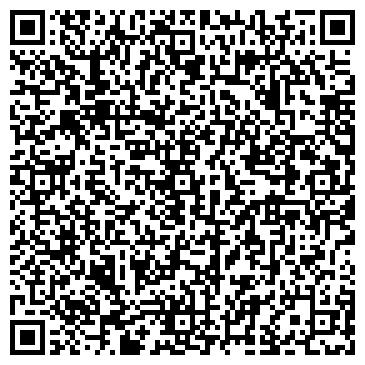 QR-код с контактной информацией организации TOO IT agency ITN