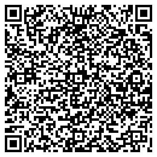 QR-код с контактной информацией организации ООО ПРОМУС