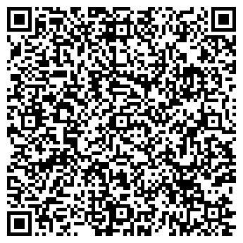 QR-код с контактной информацией организации РИОРС ДТОО