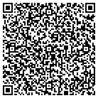 QR-код с контактной информацией организации Участок № 12