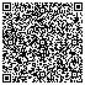 QR-код с контактной информацией организации САБ-ТРАНС ТОО