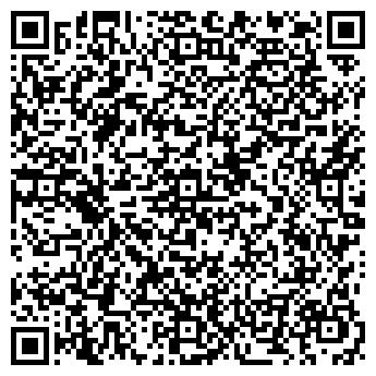 QR-код с контактной информацией организации БИБЛИОТЕКА № 157