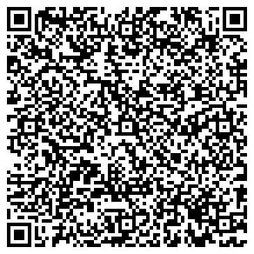 QR-код с контактной информацией организации ОРТОДОНТИЧЕСКАЯ КЛИНИКА