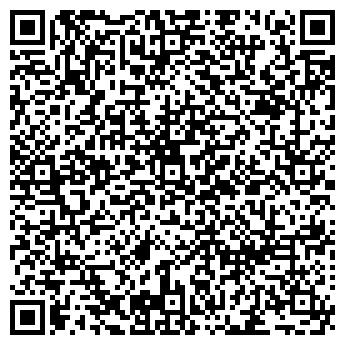 QR-код с контактной информацией организации ПРИВОДЫ АУМА