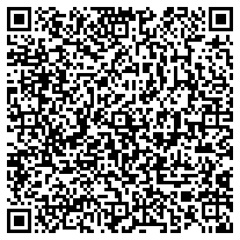 QR-код с контактной информацией организации ИП Чудо в перьях