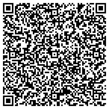 QR-код с контактной информацией организации АНИМА СПОРТИВНЫЙ ЖЕНСКИЙ КЛУБ