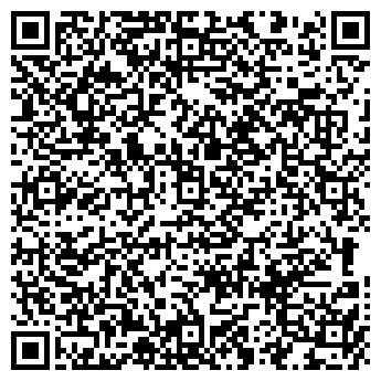 QR-код с контактной информацией организации АТЛАНТЫ НЕВЫ