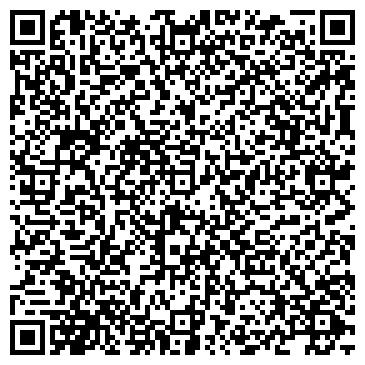 QR-код с контактной информацией организации Центр Аттестации Гранд Виктория, ООО