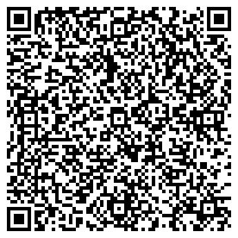 QR-код с контактной информацией организации ПАРУС АКВА-ФИТНЕС КЛУБ