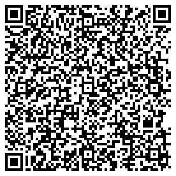 QR-код с контактной информацией организации ГОРОД ИСКУССТВ