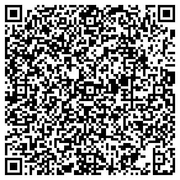 QR-код с контактной информацией организации ТОО «Almaty international study center»