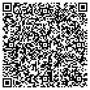 QR-код с контактной информацией организации New Life, ИП Андреев КА