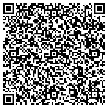 QR-код с контактной информацией организации ИП Телесат